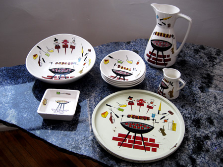 BBQ plates