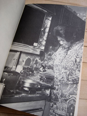 Soul Food Cook Book 1972 Brag's Illustrated also