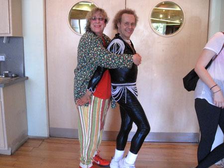 richard simmons workout costume. share richard simmons workout costume