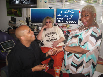 Allee and Luenell