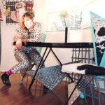 allee willis art furniture dalmation bday table 85