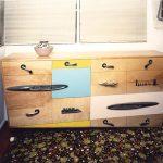 allee willis art furniture dynaflow 4 drawers