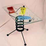 allee willis art furniture wartable