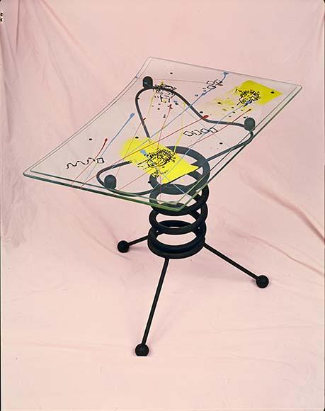 allee willis art furniture war table2