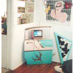 allee willis art furniture dining room