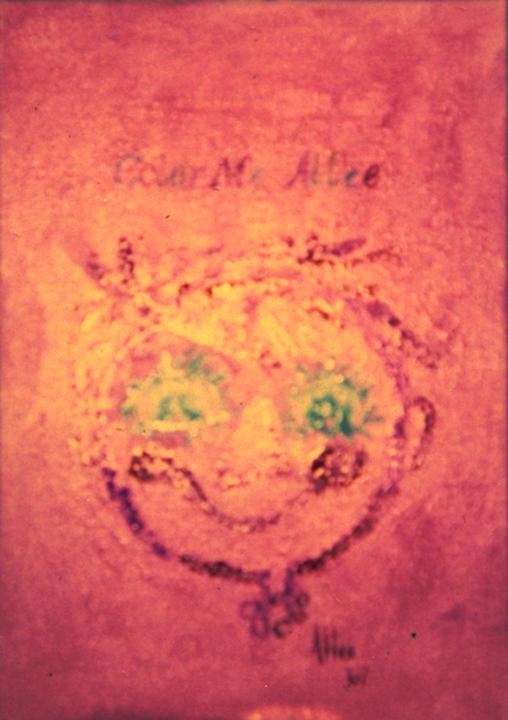 allee willis art early allee art color me allee