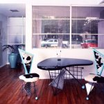 allee willis art furniture birthday table chairs