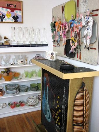 allee willis art home cooking hanging