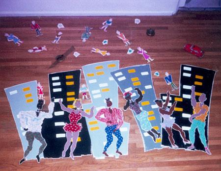 allee willis art neutron dance in progress