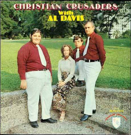christian-crusaders-lp-al-davis