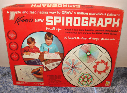 Spirograph-box