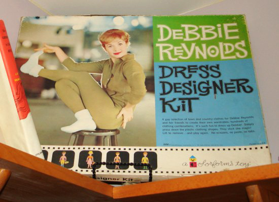Debbie-Colorforms