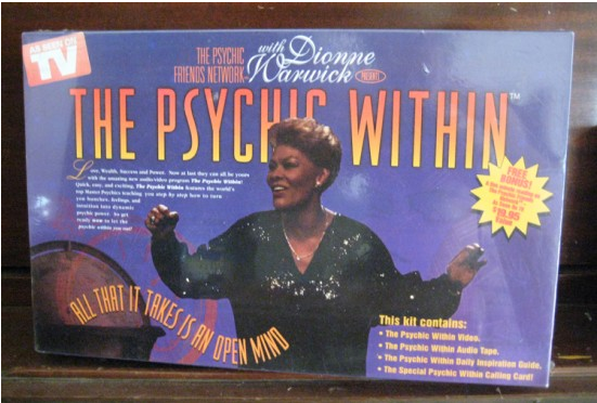 dionne psychic game