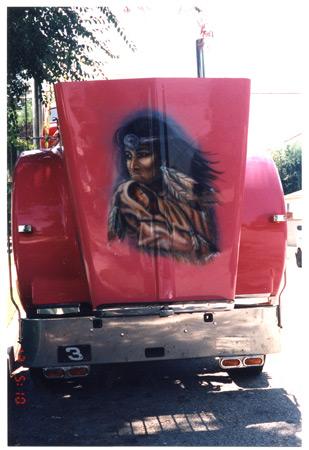 truck-mural