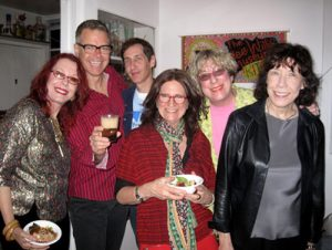 AW-word-of-mouth - pamela-Des-Barres-Charles-Phoenix-Stan-Zimmerman-Prudence-Fenton-me-Lily-Tomlin