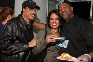 badeya_baby-2_batch_01 - MG_4328_Larry-Dunn_Luisa-Dunn_Chef-Greg_with_The-Boogaloo-Wonderland-Sandwich