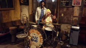 allee and preservation hall jazz band 2