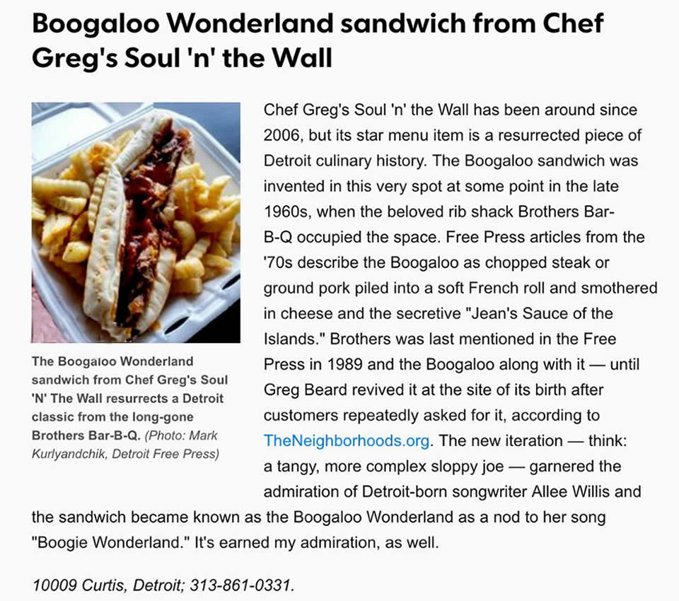 boogaloo sandwich