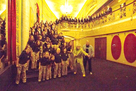 Michigan Opera Theatre Children's Choir